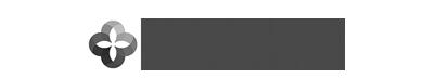 Logo de marca corporativa esencia farmacéutica